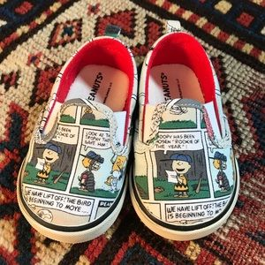 PEANUTS 🥜 baby shoes. :)